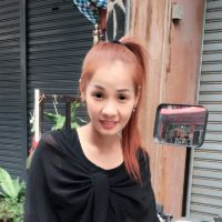 Fern_i_Fern yhden lady from Don Mueang, Bangkok, Thailand