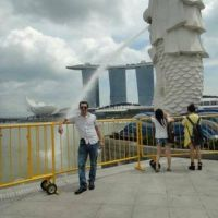 @ Merlion Square, SIngapura, Singapore. - Thai Romances Dating