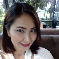 Patty_Pat โสด girl from Bang Kapi, Bangkok, Thailand