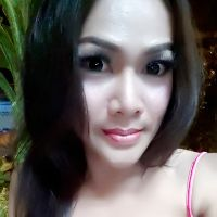 Keki single ladyboy from Pattaya, Chon Buri, Thailand