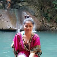 at waterfall   - Thai Romances Dating